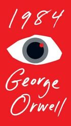 NINETEEN EIGHTY-FOUR 1984 by George Orwell NEW paperback book fiction classic