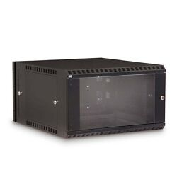 Kendall Howard PCI 6U Swing Out Wall Mount Cabinet USA Made 3130 3 001 06 $349.95