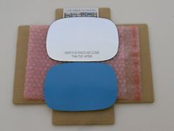 836RC FOR 01 07 LEXUS LS430 GS300 GS350 GS430 Mirror Glass ADHESIVE Right Side $18.39