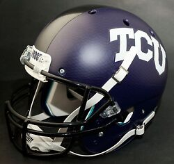 TCU HORNED FROGS Schutt AiR XP Gameday REPLICA Football Helmet TEXAS CHRISTIAN