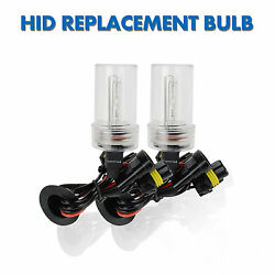 Innovited HID Replacement Bulbs H1 H3 H4 H7 H11 880 9005 9006 9004 9007 D1S D2S $9.89