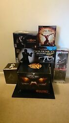 PS3 Games Limited Collector Edition God of War Arkham City Killzone Tomb Raider