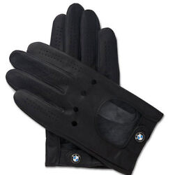 Genuine BMW Leather Driving Gloves 80162150525 528 $38.99
