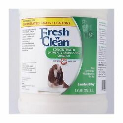 Lambert Kay Oatmeal & Baking Soda Shampoo-Gallon Concentrated Make 11-Gal.