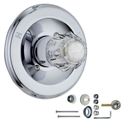 Replacement Kit for Delta RP54870 600 Series Tub and Shower Trim Kit Chrome