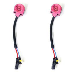 D2S D2R D2C D2 HID Adapter Conversion Wiring Harness Plug Connector 2 Pack $7.95