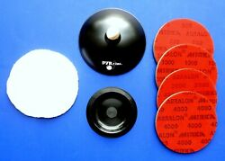 Bowling Ball Spinner Sanding Cup Sun for sanding amp; polishing balls $60.99