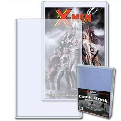 20 BCW Current Modern Comic Book Hard Plastic Topload Holders protector sheets $52.99