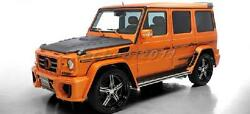 FRP Body Kit Fit For Benz G Class W463 WD Sports Black Bumper Wing Fender
