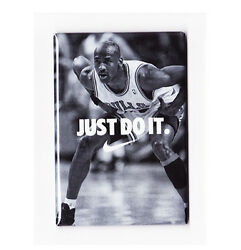 MICHAEL JORDAN  JUST DO IT 2