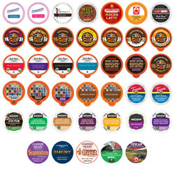 Best Coffee Single Serve Cups For Keurig K cups Variety Pack Sampler40-count