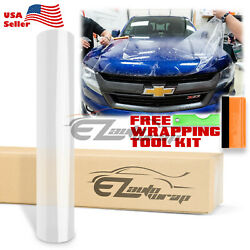 Clear Paint Protection Bra Film Car Vinyl Wrap (Invisible Scratches Shield)