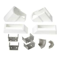 Tamko Tam-Rail Deck Railing Stair Rail Bracket Kit 30-35 deg