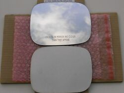 098RC FOR 07 10 VOLVO XC70 XC90 Mirror Glass FULL ADHESIVE Passenger Side Right $18.39