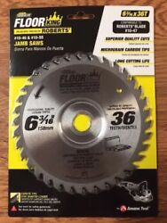 Floor King Jamb Saw Blade 63036 10 47 For Roberts 10 56 And Roberts 10 46 $29.99