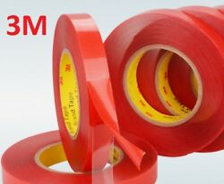 ***33 FEET*** 3M VHB 4905 Double Sided Mounting Tape Transparent Clear Car Auto $10.45