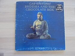 CAT STEVENS_Buddha And The Chocolate Box_used VINYL LP_ships from AUS!_shE1f
