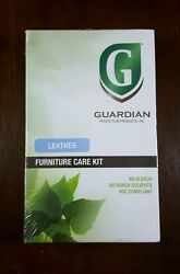 NEW Guardian Leather Furniture Care Kit System