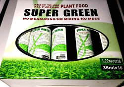 Super Green Lucky Bamboo Fertilizer Plant Food High Quality 10 bottles Imported $14.90