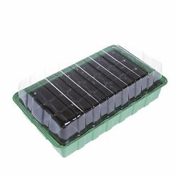 MINI GREENHOUSE 24 cells propagation tray kit nurserygerminationseed starter