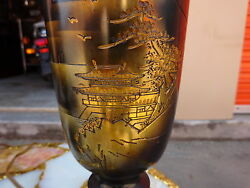 2 Antique Lamps purchased in the Phillipines in the late 1960#x27;s or early 1970#x27;s. $200.00