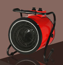 240V 3000W Electric Garage Heater Shop home Commercial Utility Heater Greenhouse