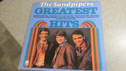 THE SANDPIPERS! - Greatest Hits A & M Records Album Pre-Owned