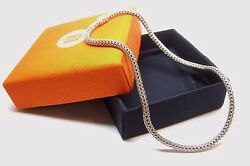 JOHN HARDY KALI CLASSIC CHAIN NECKLACE W PUSH BUTTON CLASP STERLING SILVER 925