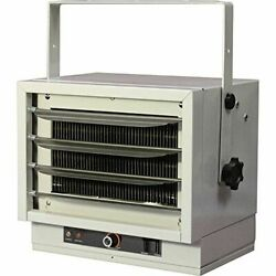 NEW Comfort Zone Industrial Ceiling Mount Heater 7500 Watts 240V Garage Electric $249.93