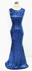 WINDSOR Royal Prom Party Formal Evening Gown 9 $110 NWT $38.77