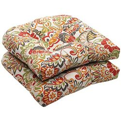 Patio Chair Cushions Kitchen Wicker Seat Pillows Furniture Replacements Pad Lawn