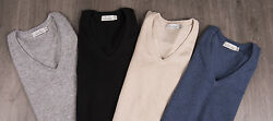 High quality Cashmere Sweater Ladies 2-threads (