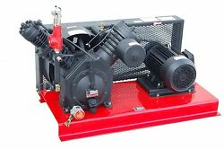 NEW 10 HP VECTOR 500 PSIG AIR COMPRESSOR (INGERSOLL  RAND 7T2 INTERCHANGE)