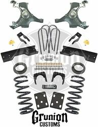 Chevy C1500 Silverado Extended Cab 1988-1998 46 Lowering Kit Belltech