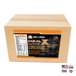 3lb MealX Bulk Meal Replacement Weight Loss Shake Gluten Free STRAWBERRY $33.25