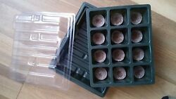 MINI GREENHOUSE 12 cells propagation tray kitnurserygerminationseed starter.