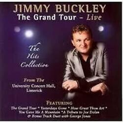 JIMMY BUCKLEY THE GRAND TOUR LIVE IRISH COUNTRY CD