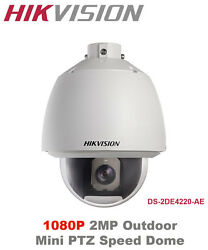 320X Hikvision DS-2DE4220-A 2MP 1080P Full HD WDR Outdoor Mini IP PTZ DomePoE+