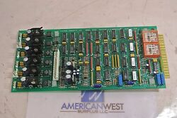 Control Concepts Inc model 3629 circuit board