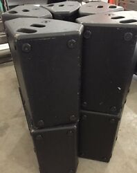 Turbosound Monitor Wedge Package