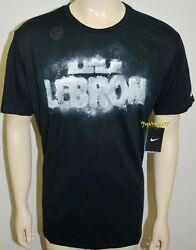BNWT - LeBron James T-Shirt Nike Basketball Tee Cleveland Cavaliers - Size: XL