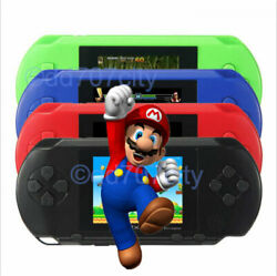US STOCK! PXP3 Game Console Handheld Portable 16 Bit Retro Video Free Games Gift $12.25
