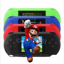 US STOCK PXP3 Game Console Handheld Portable 16 Bit Retro Video Free Games Gift $18.80