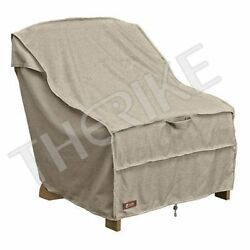 Classic Accessories Montlake FadeSafe Adirondack Patio Chair Cover Hot NEW !!