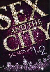 Sex and the City  Sex and the City 2 (DVD 2012 2-Disc Set Widescreen) *NEW*