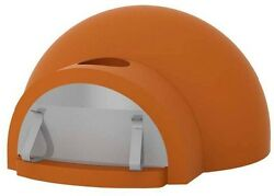 Alfa Pizza Cupolino 80 - 2 Piece 31.5 in. Dia Outdoor Wood Burning Pizza Oven
