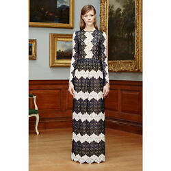 ERDEM *Runway* Guipure Lace Gown UK10 (Retail $8000)