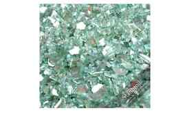 Fire Pit Accessories Gas Glass Rocks Fireplace Crystals Heat Beads Propane Green