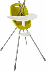 Poppy High Chair Phil Teds Highchair Washable Foldable Foam Plastic Seat New