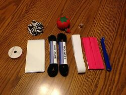 Lot of Sewing Crafting Supplies
